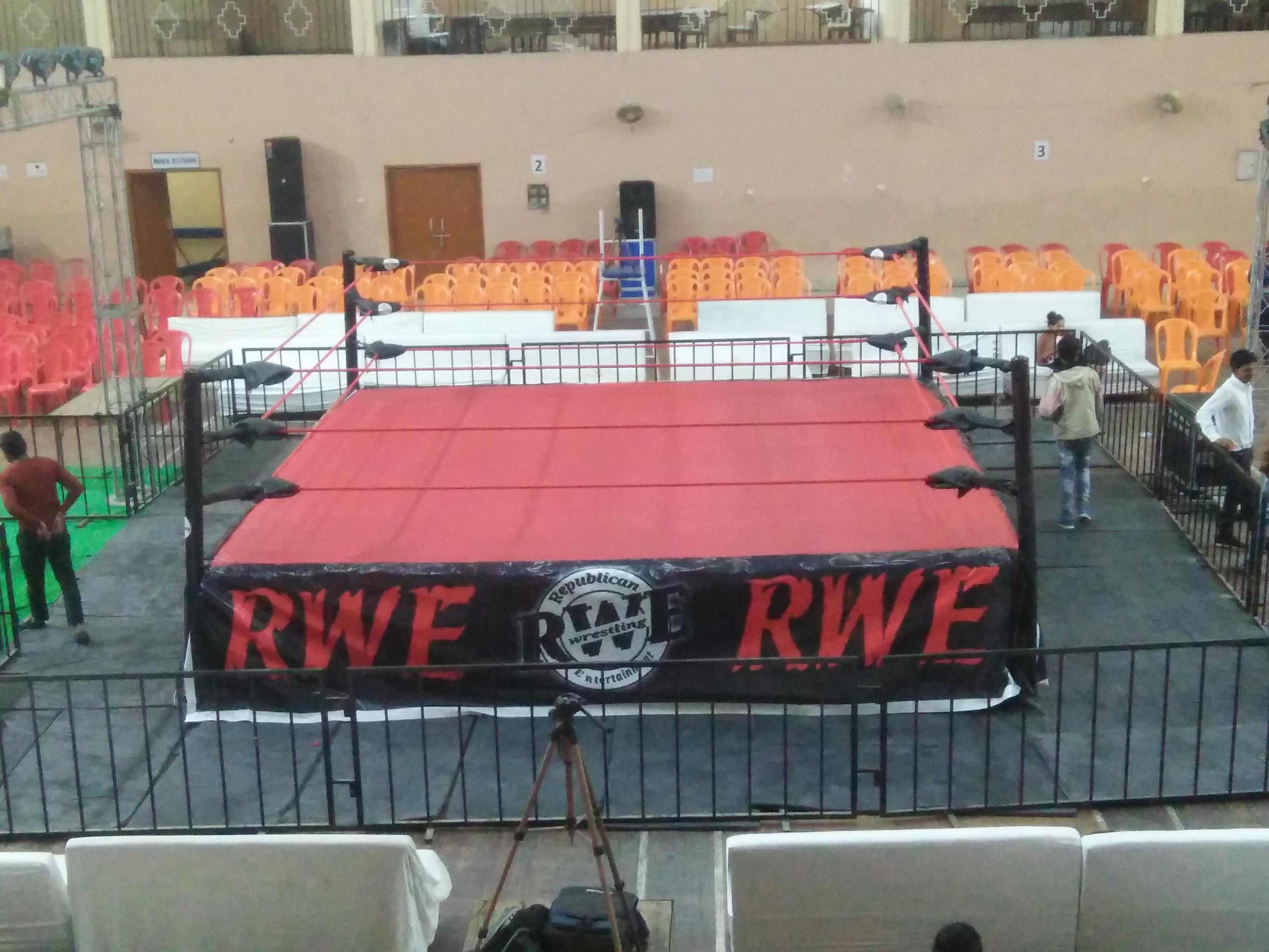 RWE ring